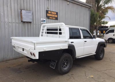 GU Dual Cab Conversion
