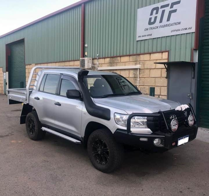 Post Rego SSM 200 Dual Cab